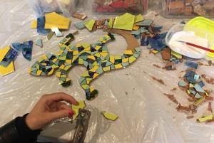 Barcelona: 4-Hour Trencadís Mosaic Class