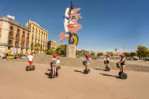 Barcelona: 60-minutes Segway Tour