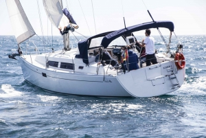 Barcelona 8-Hour Exclusive Sailing Experience