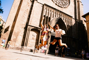 Barcelona: 90 Minutes Kickstart Private Tour