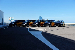 Barcelona Airport: Private Transfer from/to Barcelona City