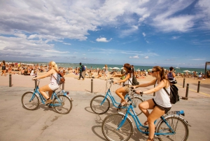 Barcelona Beach 3-Hour Bike Tour