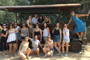 Barcelona: Beer Bike Tour