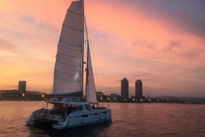 Barcelona Best Sunset Cruise
