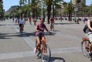 Barcelona: Bike Sightseeing Tour