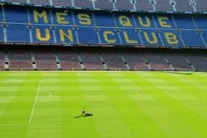 Barcelona: Camp Nou Stadium Tour