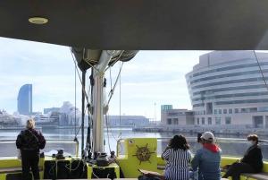 Barcelona: Catamaran Trip Along Port Vell
