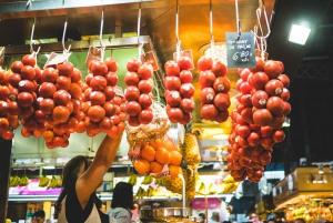 Barcelona: Cooking Workshop and Market Tour