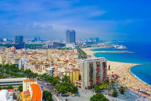 Barcelona: E-Bike Tour & Sagrada Familia Skip-the-Line