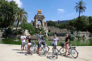 Barcelona: E-Bike Tour to Montjuic & Camp Nou Stadium Tour
