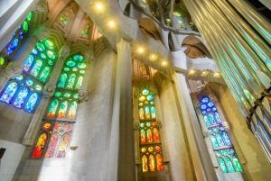 Barcelona E-Bike Tour with Skip-the-Line Sagrada Familia