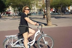 Barcelona: Electric Bike City Tour