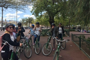 Barcelona: Faces of the City Bike Tour