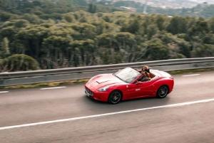 Barcelona: Ferrari Driving Experience to Barcelona Mountain