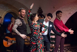Barcelona: Flamenco Show at Tablao Flamenco Cordobes