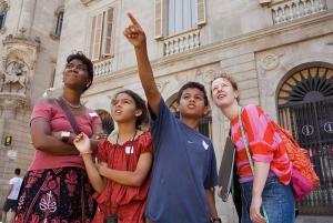 Barcelona for Kids: 2.5-Hour Family Walking Tour