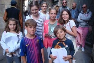 Barcelona for Kids: Dragons, Giants and Kings Tour