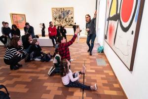 Barcelona: Fundació Joan Miró Skip-the-Line Entry Ticket