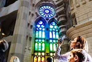 Barcelona: Gaudi Private City Tour with Sagrada Familia
