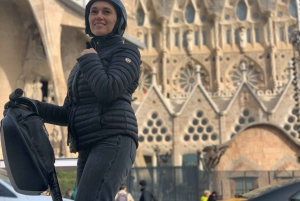 Barcelona: Gaudí Segway Tour