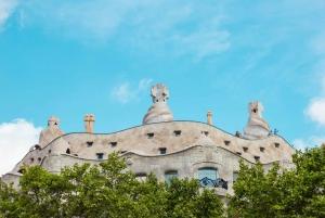Barcelona: Gaudí Walking Tour