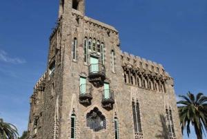 Barcelona: Gaudí's Bellesguard Tower with Optional Tour