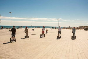 Barcelona: Guided Sightseeing Tour by Segway