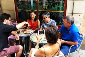 Barcelona: Guided Street Food Tour