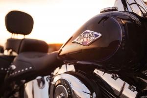Barcelona Harley Davidson Sidecar & Sailing Experience
