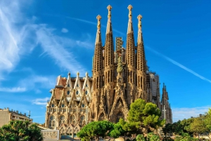 Barcelona Highlights Small Group Half-Day Tour with Pickup