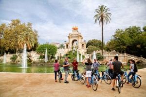 Barcelona Historical 3-Hour Bike Tour