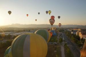 Barcelona Hot Air Balloon Flight Experience
