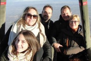 Barcelona: Hot Air Balloon Ride