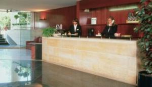 Barcelona Hotel Catalonia Rubens