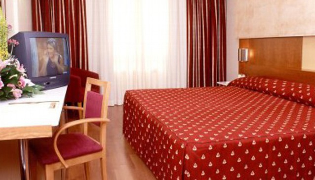Barcelona Hotel Catalonia Suite