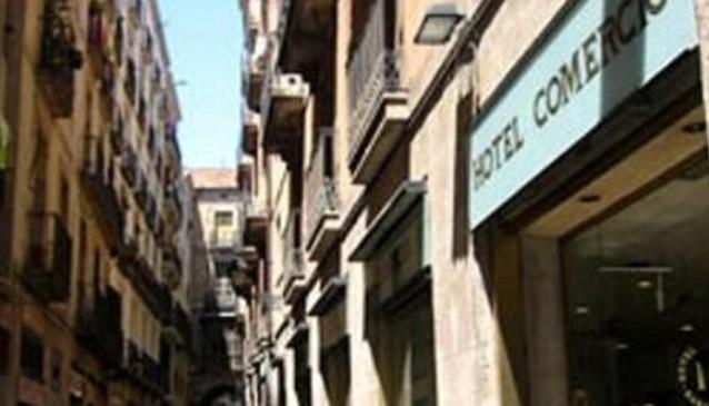 Barcelona Hotel Comercio