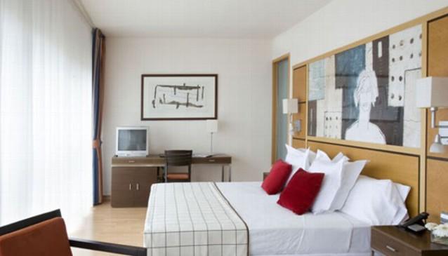 Barcelona Hotel H10 Marina
