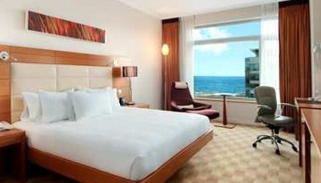 Barcelona Hotel Hilton Diagonal Mar