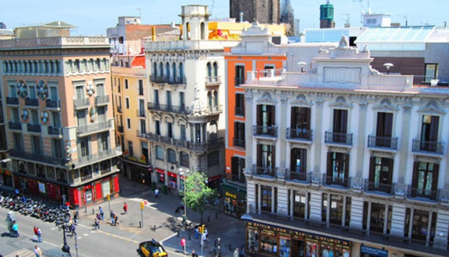 Barcelona Hotel Husa International