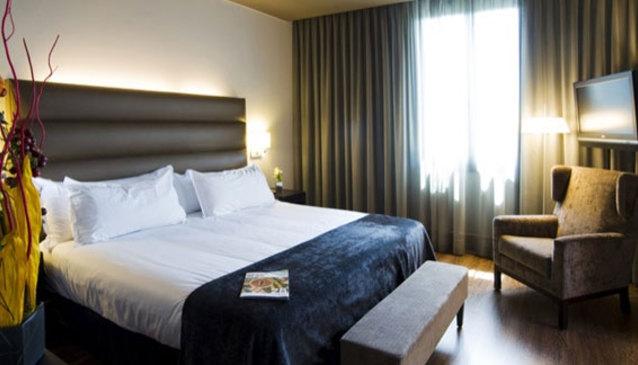 Barcelona Hotel Silken Gran Havana
