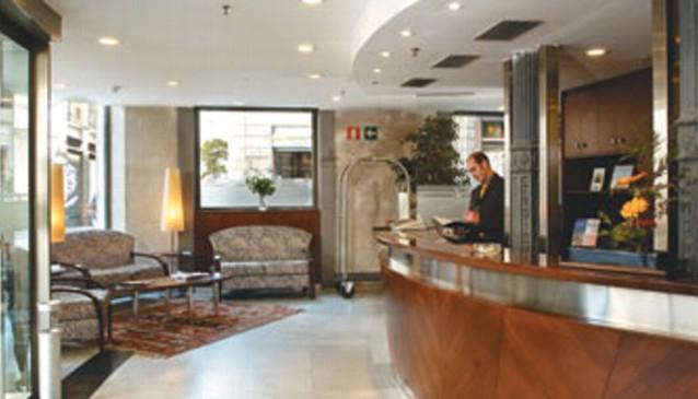 Barcelona Hotel Suizo