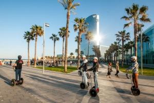 Barcelona Insiders Segway Tour 1.5h