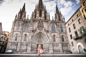 Barcelona: Instagram Tour of the Most Scenic Spots