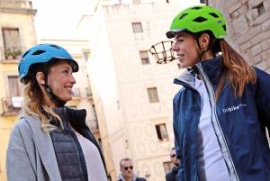 Barcelona: Montjuic Hill E-Bike Tour