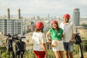 Barcelona: Montjuïc Segway Tour