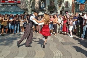 Barcelona Old Town Private 3-Hour Walking Tour