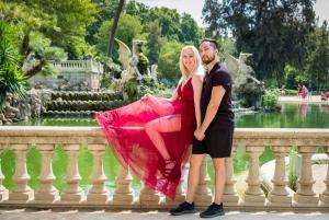 Barcelona: Photoshoot in Scenic Locations