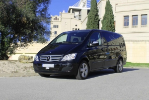 Barcelona Private 1-Way Transfer Between Airport & City