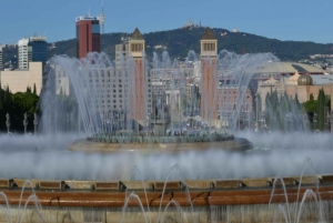 Barcelona: Private City Sights Tour, Including Cable Car