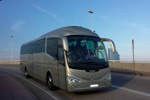 Barcelona: Private City Tour with Driver and Guide